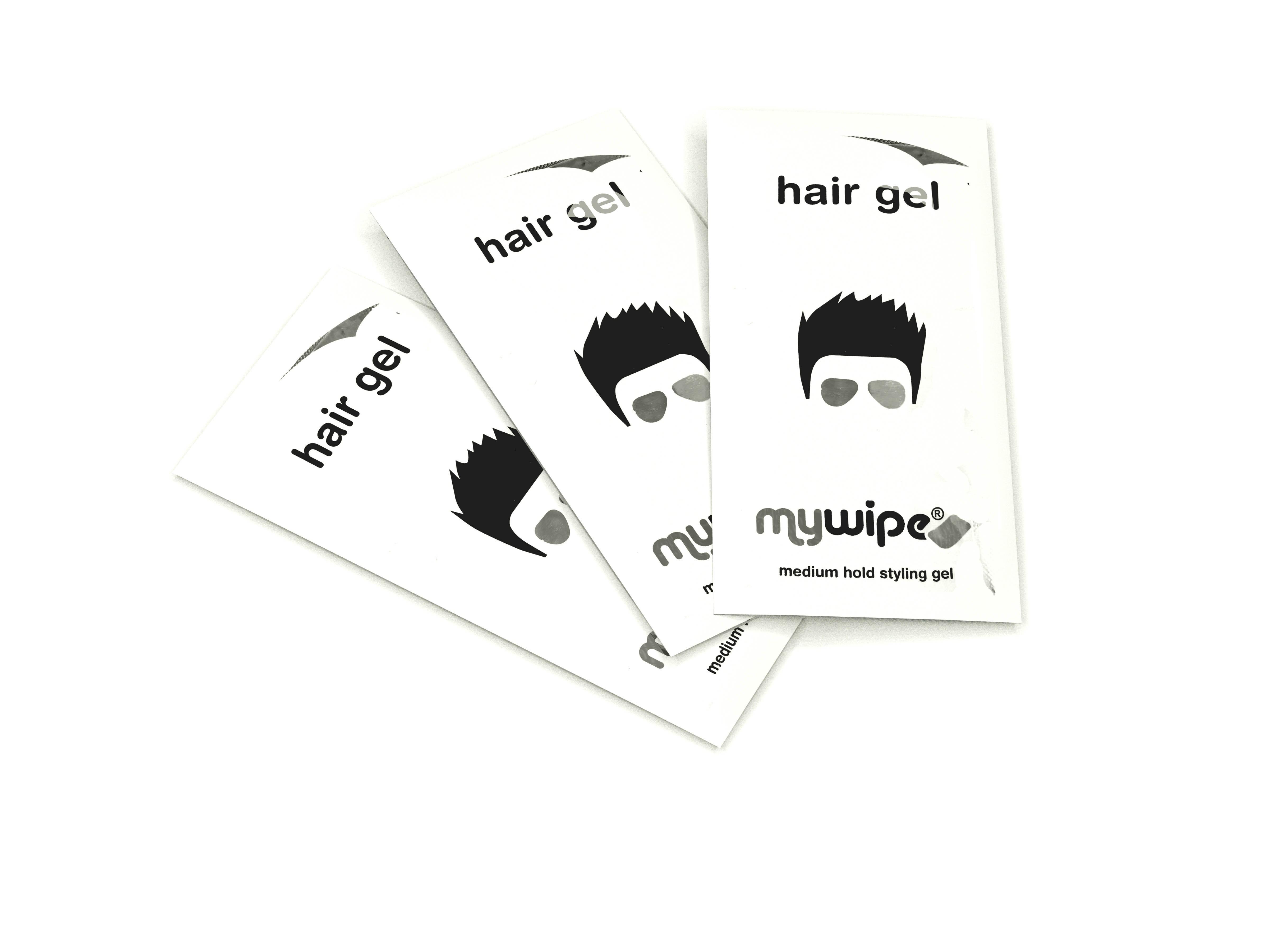 Hair Gel Sachets - Case of 250