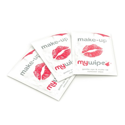 Make-Up Remover Sachets - Case of 1000