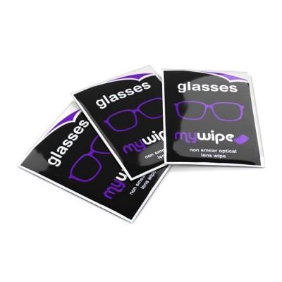 Glasses Wipes Sachets - Case of 2000