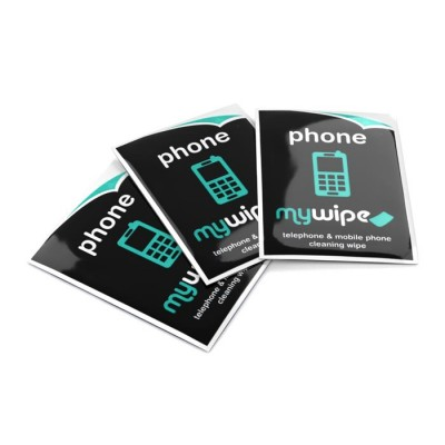 Phone Wipes Sachets - Case of 2000